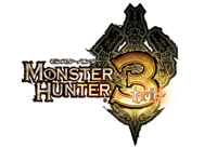 Monster Hunter Tri game logo