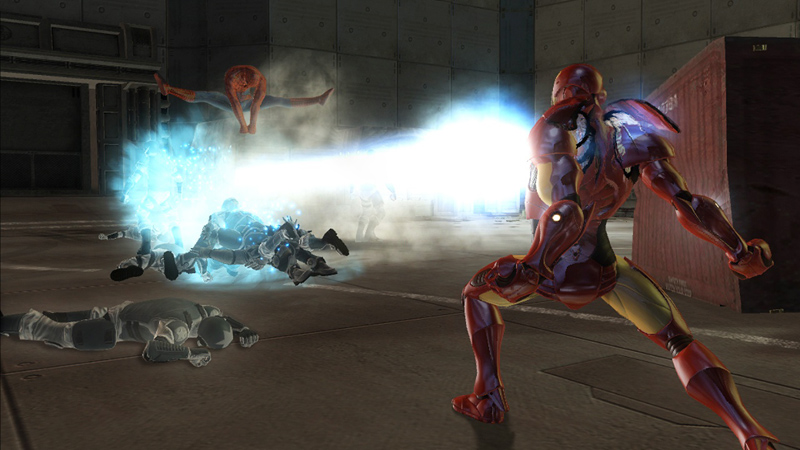 baixar marvel ultimate alliance pc torrent