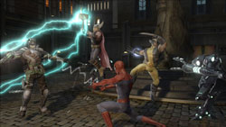 Fusion powers in action in 'Marvel Ultimate Alliance 2'