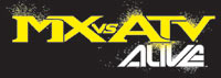 MX vs. ATV Alive game logo