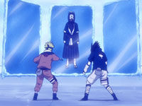 Anime scene from Naruto Shippuden: Ultimate Ninja Storm Generations