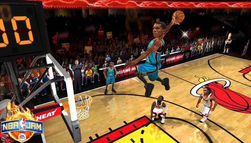 Amazon.com: NBA Jam: Playstation 3: Video Games