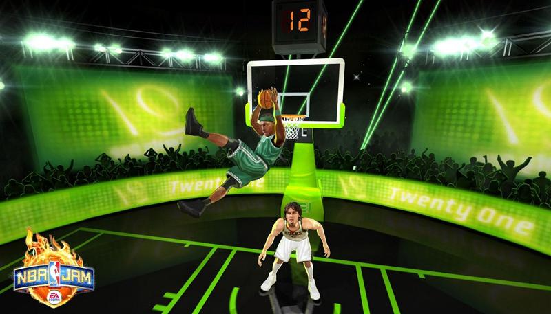 Amazon.com: NBA Jam - Playstation 3: Video Games