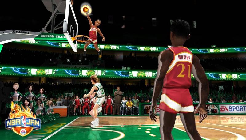 Amazon.com: NBA Jam - Xbox 360: Video Games