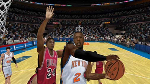 The nba 2k gaming franchise