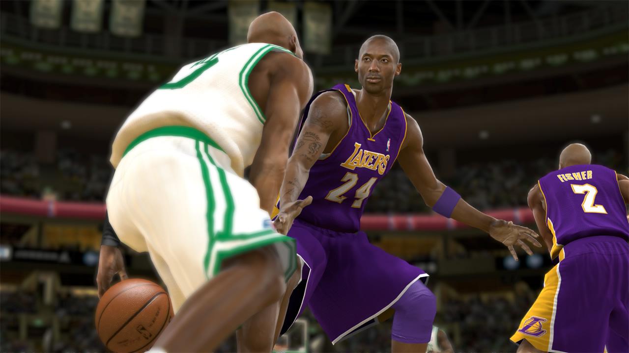 Amazon.com: NBA 2K11 - Xbox 360: Video Games