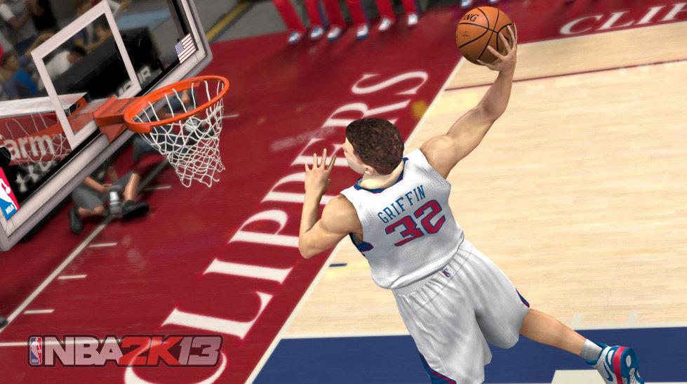 Amazon.com: NBA 2K13 - Xbox 360: Video Games
