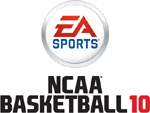 NCAA Basketball 10 game logo