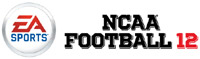 NCAA Football 12 game logo