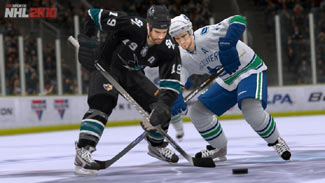 A new take on hockey in 'NHL 2K10'