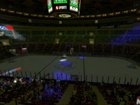 Stunning game environments in 'NHL 2K10'