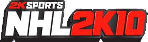2K Sports 'NHL 2K10' game logo