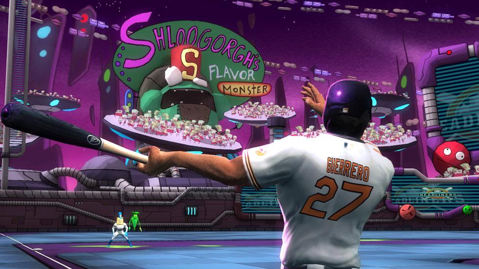 Amazon.com: Nicktoons MLB - Nintendo Wii: Video Games