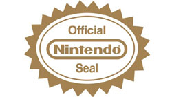 Official Nintendo seal