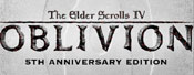 The Elder Scrolls IV: Oblivion 5th Anniversary Edition logo