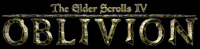 'The Elder Scrolls IV: Oblivion' game logo