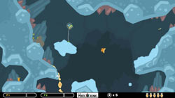 Pixeljunk Shooter screen 2