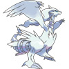 Legendary Pokémon Reshiram from Pokémon Black and Pokémon White