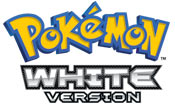Pokémon White game logo