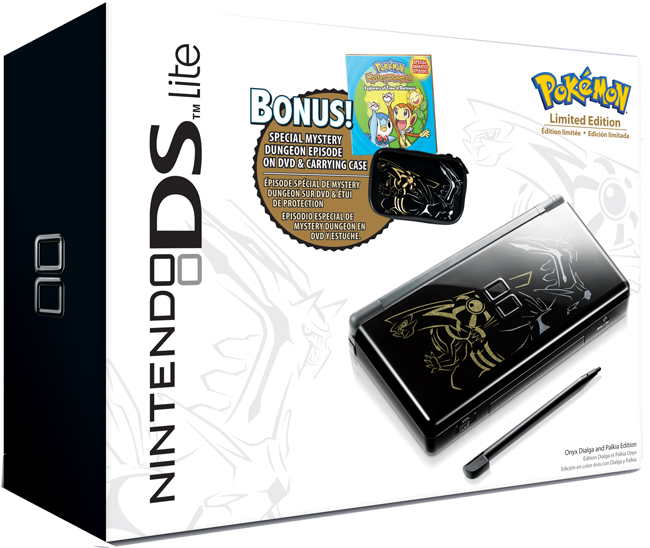 Nintendo Ds Pokemon Games : Amazon nintendo ds limited edition pokemon pack