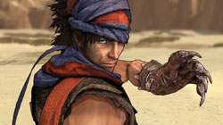 Image of the Prince from 'Prince of Persia'