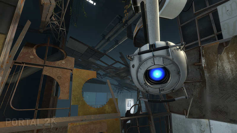 Portal 2 pc video games for 3 portals