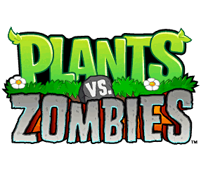 Plants vs. Zombies game logo