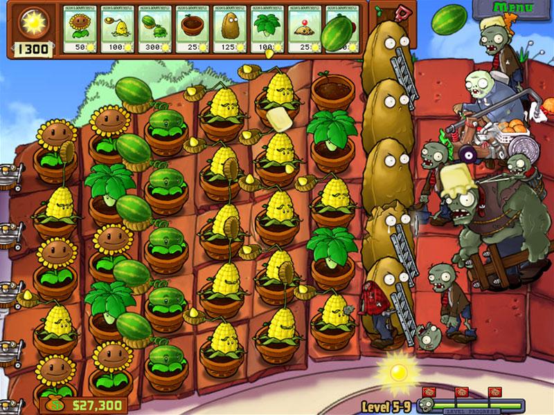 Video's van Plants vs zombie games to play