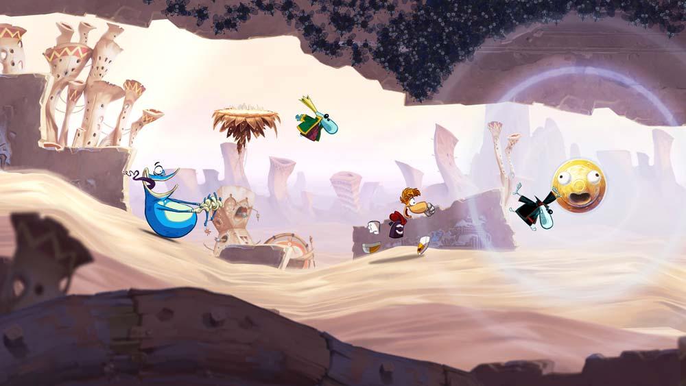 Amazon.com: Rayman Origins - Nintendo Wii: Video Games
