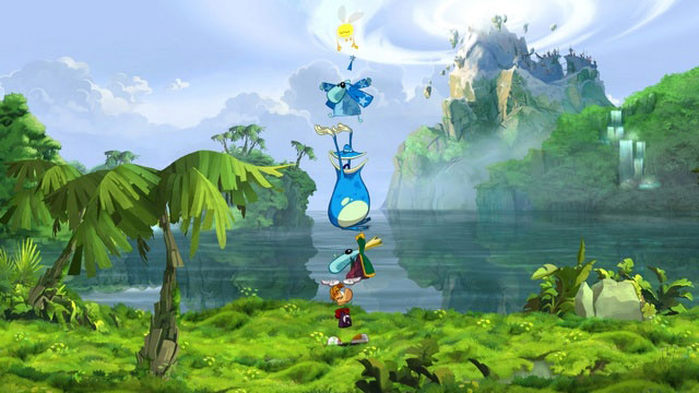 Amazon.com: Rayman Origins: Playstation 3: Video Games