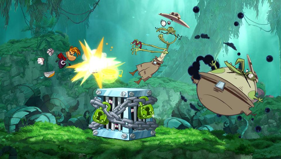 Amazon.com: Rayman Origins - PlayStation Vita: Video Games