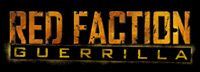 'Red Faction: Guerrilla' game logo