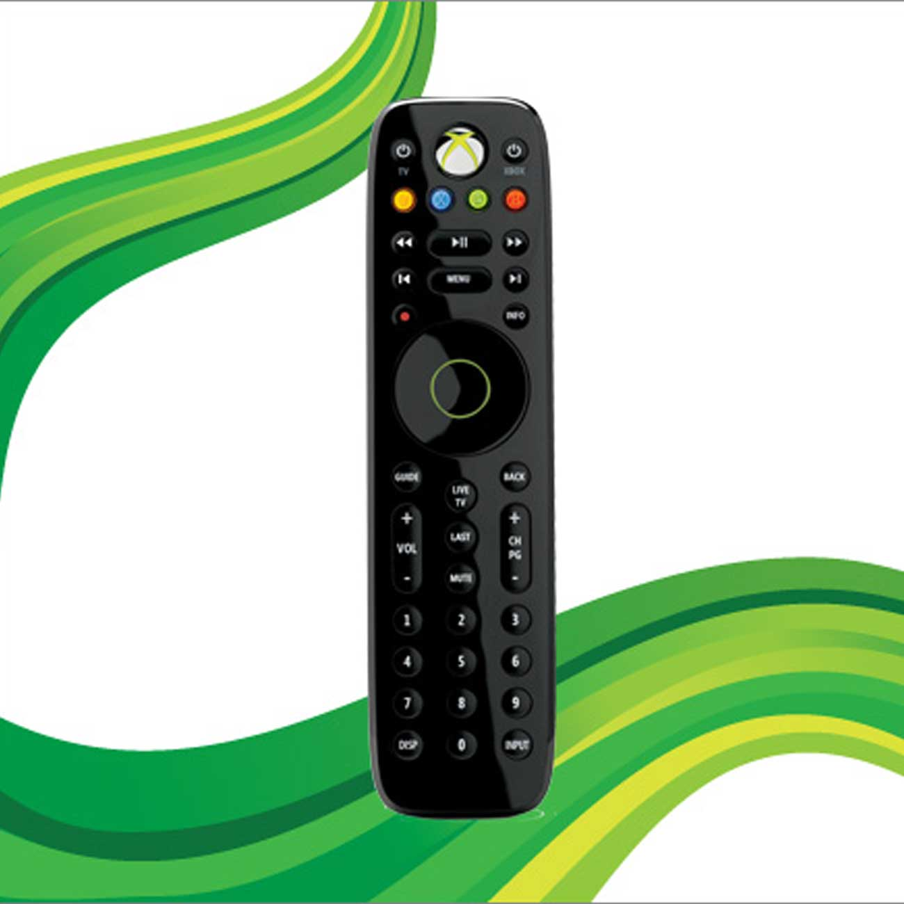 Amazon.com: Xbox 360 Media Remote: Video Games