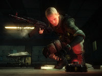 An example of a special character skill from Resident Evil: Operation Raccoon City