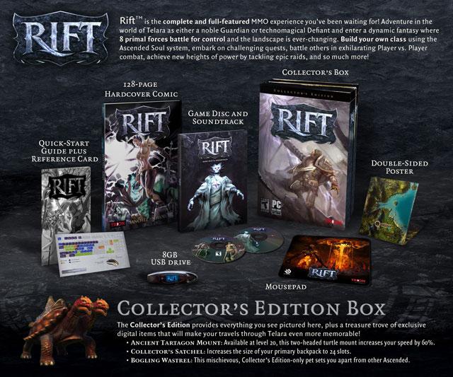 Amazon.com: Rift Collector's Edition - PC: Video Games