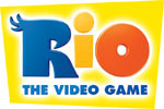 Rio: The Video Game game logo