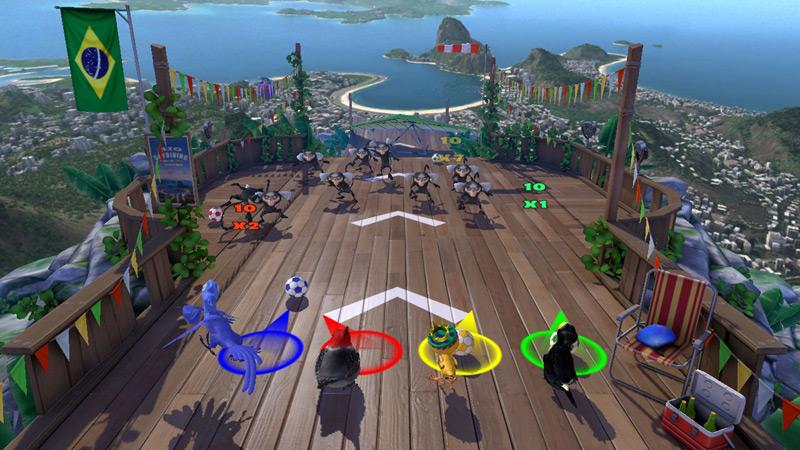 Rio Games