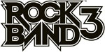 Rock Band 3 game logo
