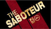 The Saboteur game logo