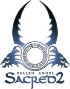 'Sacred 2: Fallen Angel' game logo