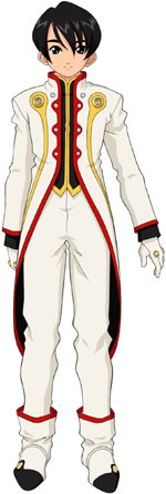 Shinjiro Taiga from Sakura Wars: So Long My Love