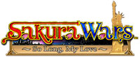 Sakura Wars: So Long My Love game logo