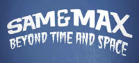 Sam & Max: Beyond Time and Space game logo