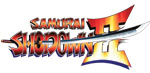 'Samurai Shodown II' logo from 'Samurai Shodown Anthology'