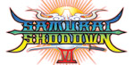 'Samurai Shodown VI' logo from 'Samurai Shodown Anthology'