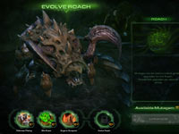 StarCraft II: Heart of the Swarm screenshot