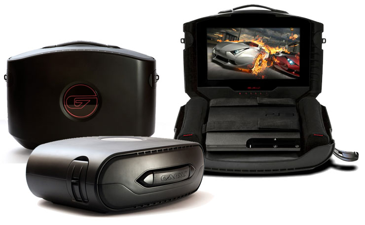 G155 mobile gaming system