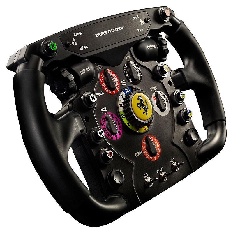 thrustmaster ferrari f1 wheel add on for ps3. Black Bedroom Furniture Sets. Home Design Ideas