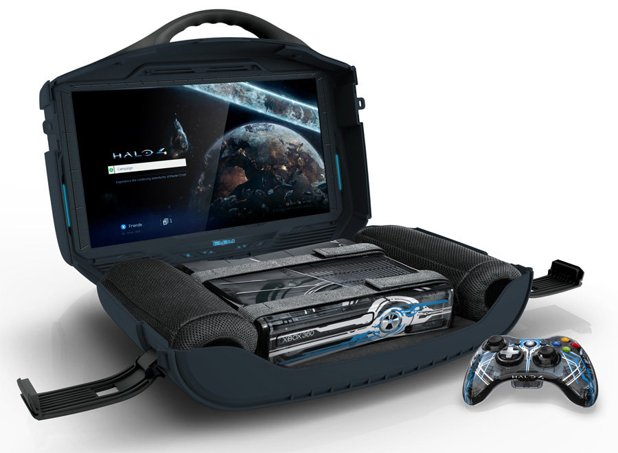 Amazon com  GAEMS Halo UNSC Vanguard Personal Gaming EnvironmentXbox 360 Laptop Amazon