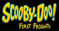 'Scooby-Doo! First Frights' for DS game logo